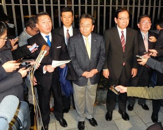 「立憲・共産党」はかくも日本が嫌いなのか(政党論)