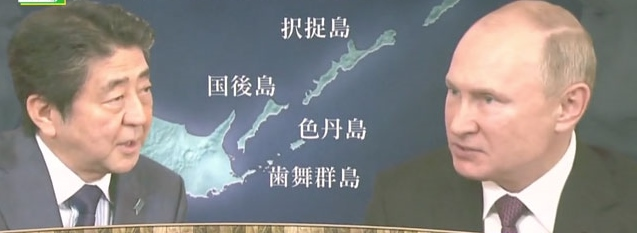 「日露平和条約と北方領土の返還」(外交)